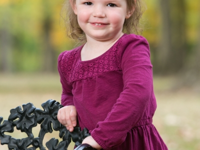 Addie 3 Year