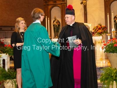 St Matthew 2021 Graduation